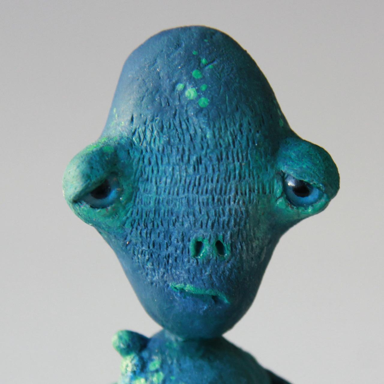 Homesick Alien – Nyctophobia Studio