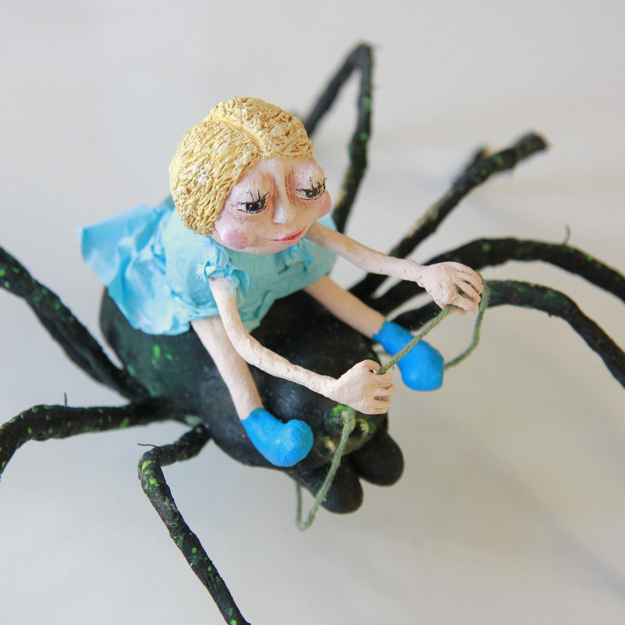 Doll and the Spider