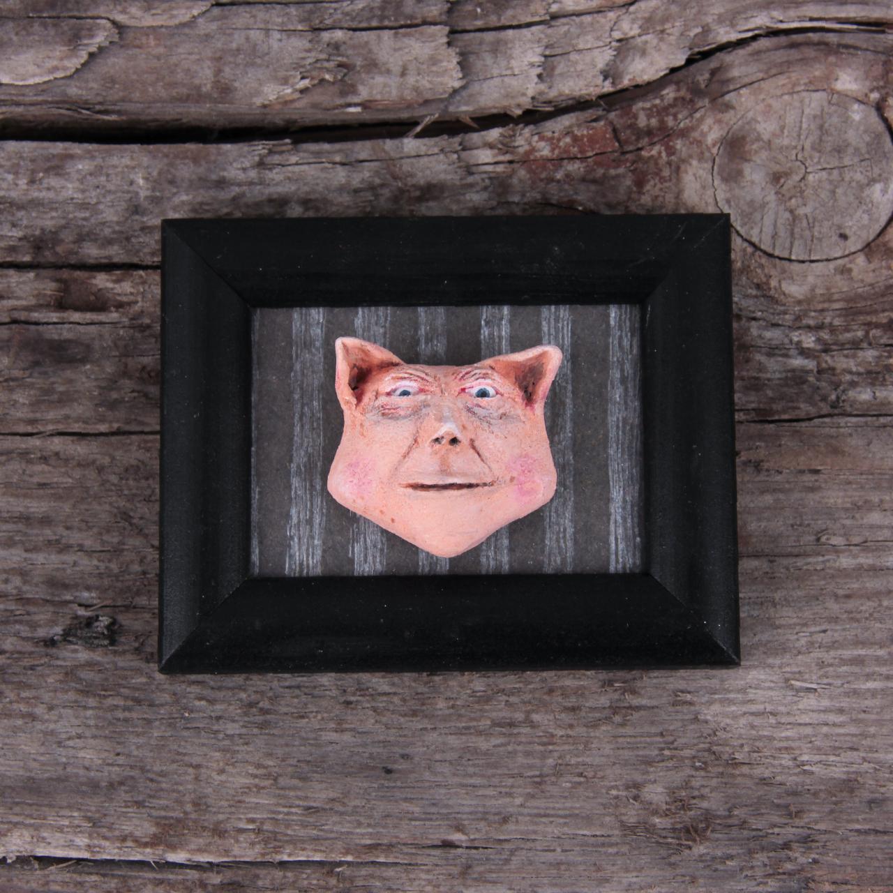 Cat Man Pig Man