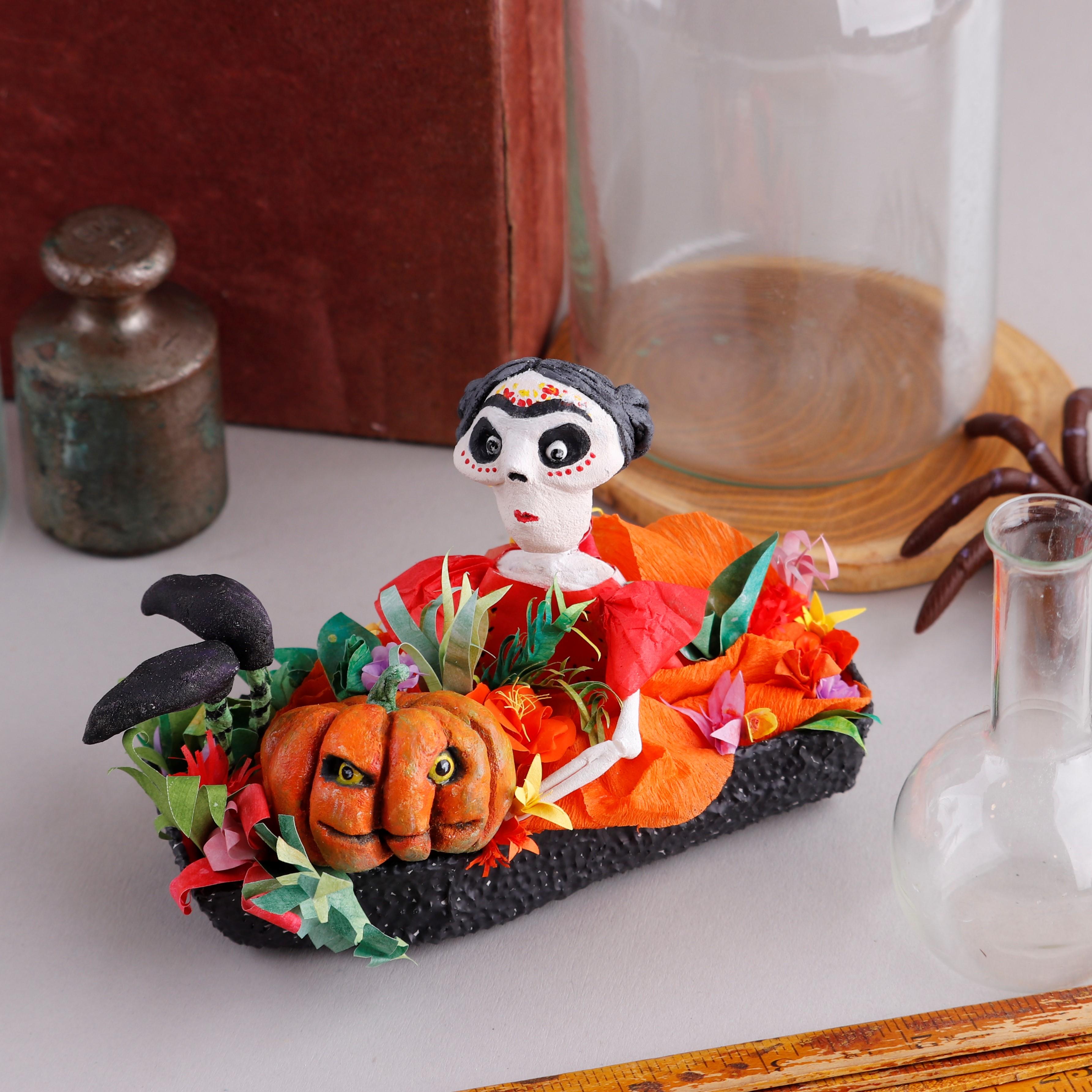 Halloween Coffin